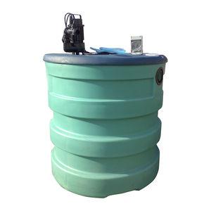 microestação de tratamento para água
