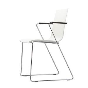 cadeira para interlocutor contemporânea