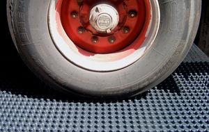 geotêxtil em ABS / de drenagem