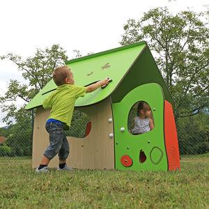 casa de brincar de jardim / para ambiente externo