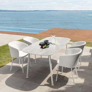 mesa de jantar contemporânea
