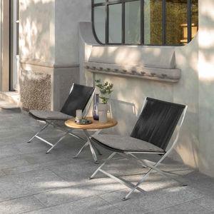 cadeira de jardim contemporânea