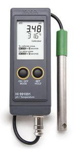 medidor de pH de mão
