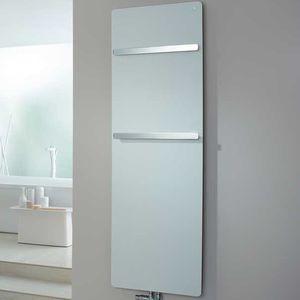 toalheiro elétrico / a água quente / metálico / design