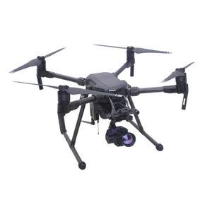 drone de quatro rotores