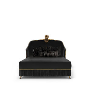 cama king size / queen size / de estilo / estofada