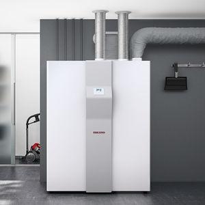 unidade de ventilação centralizada / residencial / para casa / compacta