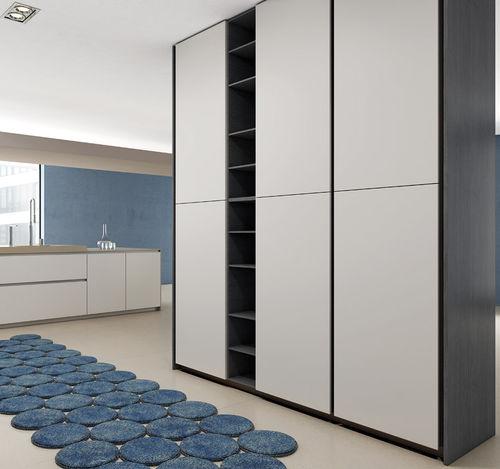 armário de organização para cozinha contemporâneo