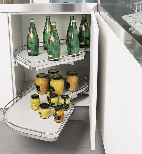 móvel baixo para cozinha / de pousar