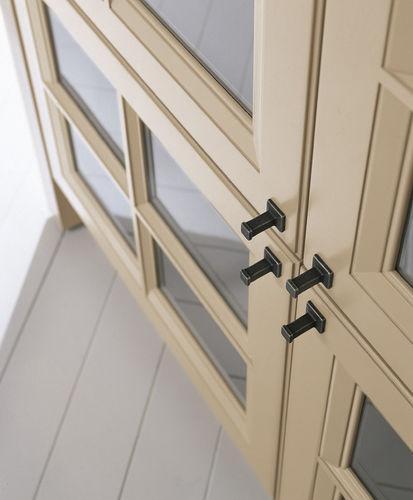 armário de organização para cozinha contemporâneo / em madeira