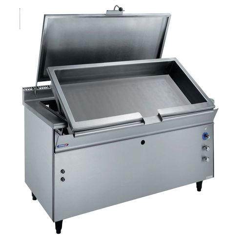 frigideira basculante a gás / profissional