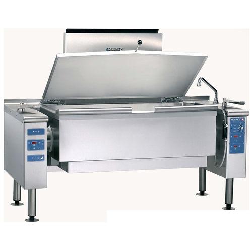 frigideira basculante elétrica / profissional