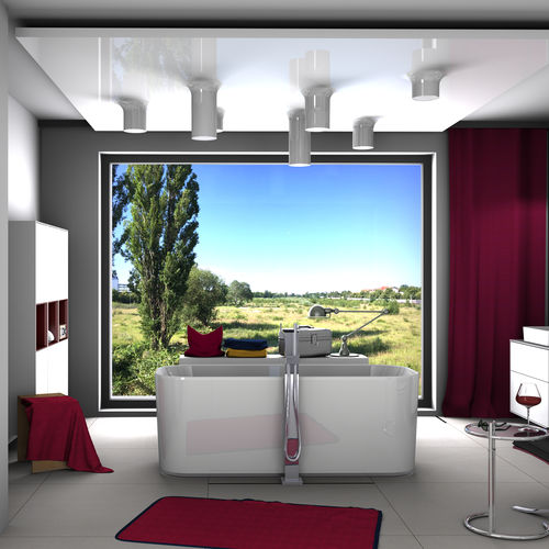 Software De Projetos Innoplus Compusoft Group De Design De Interiores Para Banheiro 3d