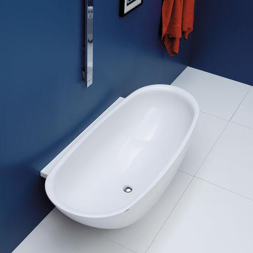 banheira freestanding / oval / em Pietraluce®