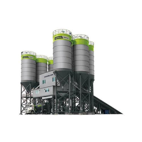 central de concreto fixa