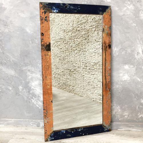 espelho de parede / clássico / retangular / para hotel