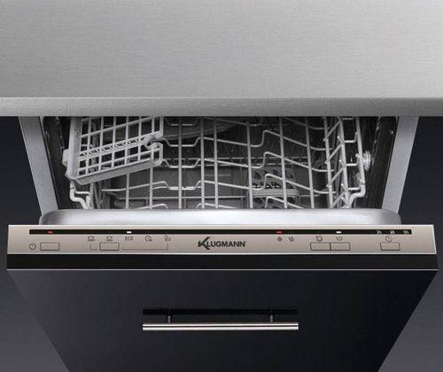 lava-louça com abertura frontal / embutido / ecológico / rótulo ecológico europeu