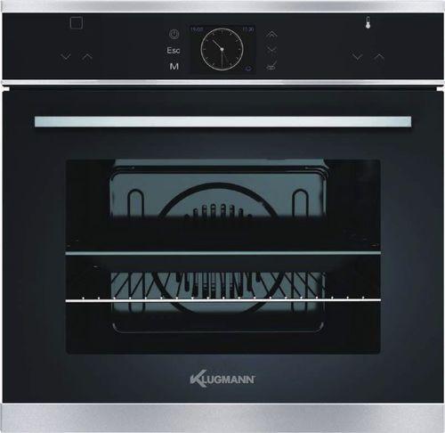 forno elétrico / com 1 câmara / com grill / de embutir