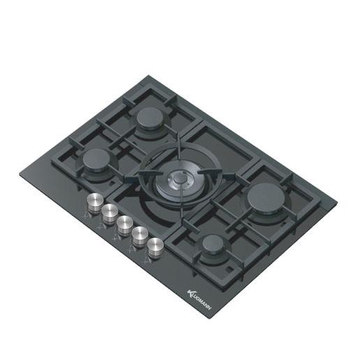 cooktop a gás / vitrocerâmico / em ferro fundido / em inox