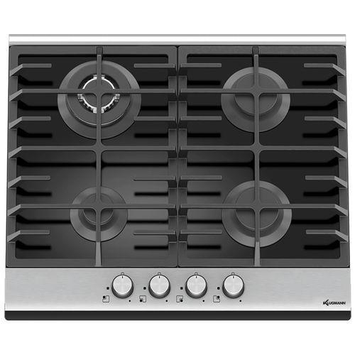 cooktop a gás / em ferro fundido / wok