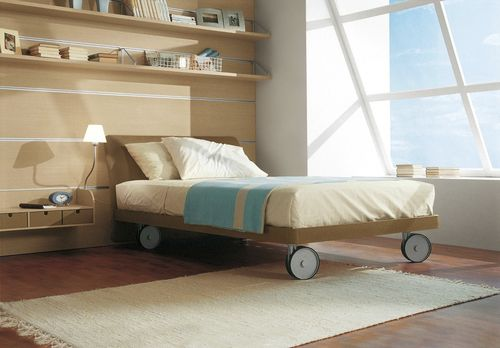 cama contemporânea