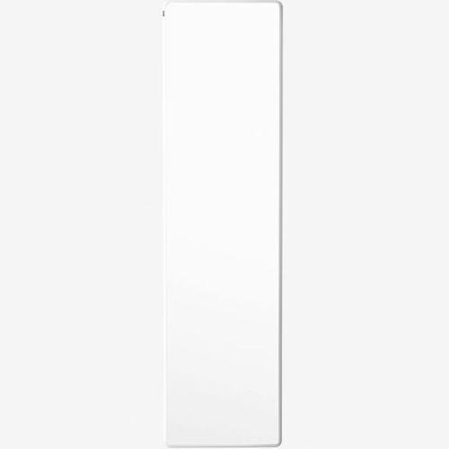 espelho de pé / para quarto / contemporâneo / retangular