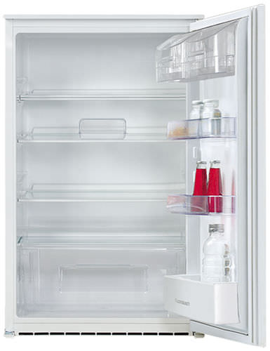 refrigerador sob bancada / branco / ecológico / de embutir