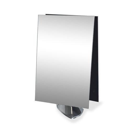 espelho de pousar / contemporâneo / retangular / para centro de estética