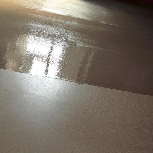 Vedante à base de poliuretano / de proteção / para piso / para parede