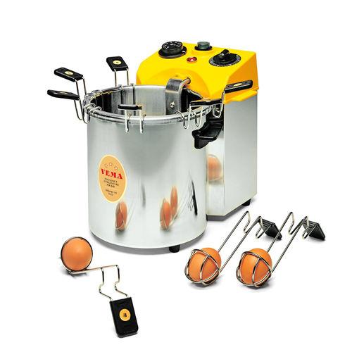 cozedor elétrico / de ovos / profissional