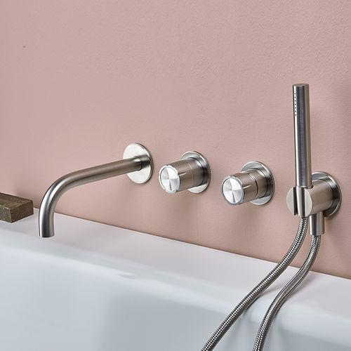 misturador bicomando para banheira