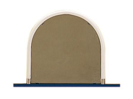 epelho para banheiro de pousar / design original