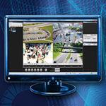 software de gestão / para vídeo-porteiro IP