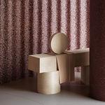 revestimento de parede em vinil / da linha comercial / texturado / efeito terrazzo