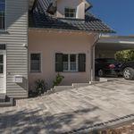 pavimentação em pedra / transitável / antiderrapante / texturada