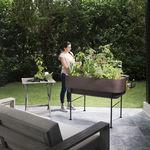 jardineira para horta em plástico / residencial