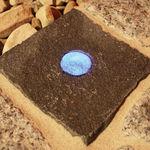 pavimentação em pedra natural / transitável / para peões / antiderrapante