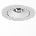spot de embutir no teto / de LED / redondo / em alumínio fundido