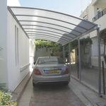 cobertura para estacionamento em policarbonato