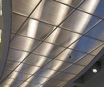 teto falso luminoso / em policarbonato / em acrílico / em painéis