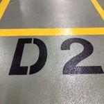 tinta de proteção / para piso / para concreto / para área externa
