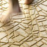 pavimentação em concreto