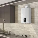 esquentador de água a gás / de parede / vertical / residencial