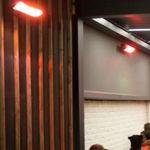 aquecimento infravermelho de parede