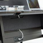 protetor de cabo em aço / profissional / para escritório