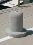 balizador de proteção / antiestacionamento / em concreto