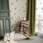 tecido para estofados / para cortina / de parede / de cor lisa