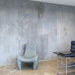 painel em concreto / em MDF / para piso / para ambiente interno