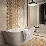 ladrilho para ambiente interno / de parede / de piso / em cerâmica