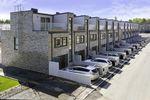 casa pré-fabricada / modular / contemporânea / com estrutura em madeira